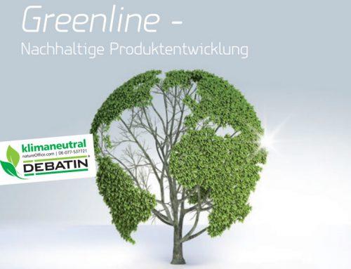 Greenline – Debatin klimaneutral