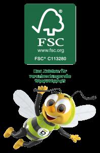 FSC Logo Nachhaltigkeit