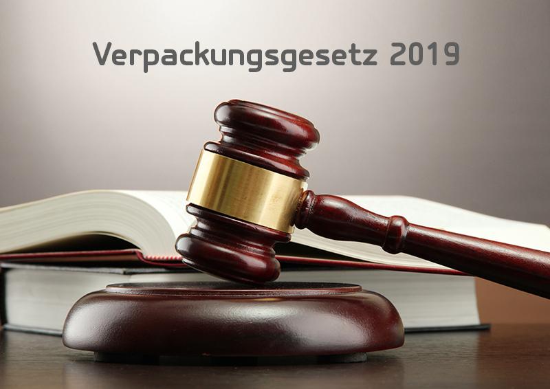 Verpackungsgesetz 2019