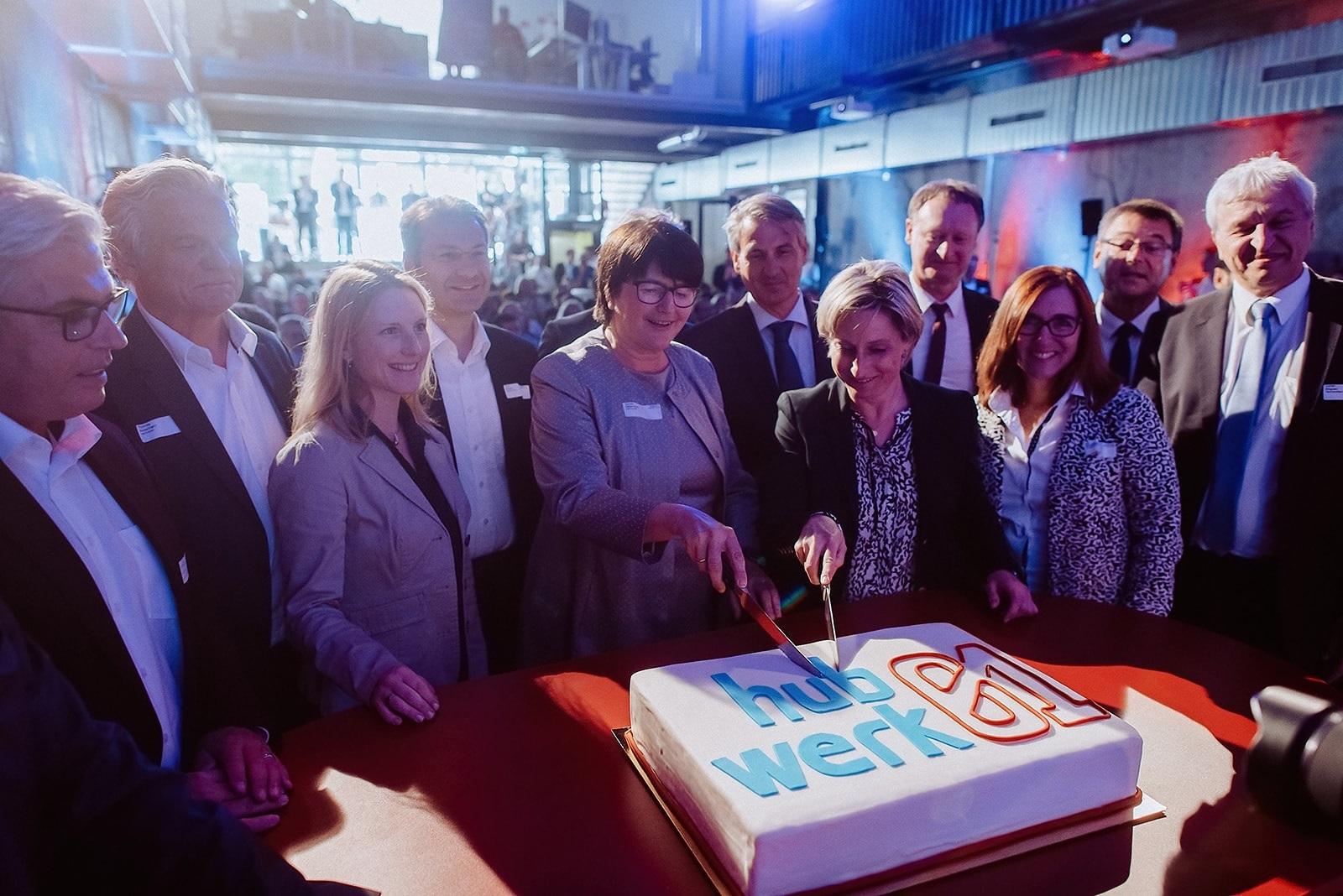 Eröffnung HubWerk01 in Bruchsal