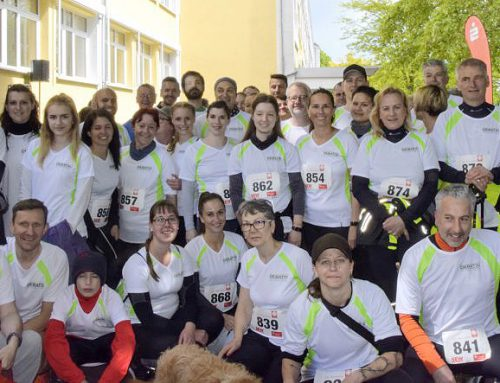 Hoffnungslauf in Bruchsal | DEBA-Team belegt 10. Platz