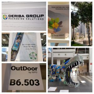 Deriba Group - Outdoor by ispo 2019
