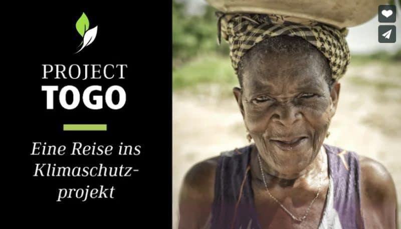 Titelbild Togo Reisebericht