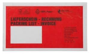 DEBAPAC Paper DL bedruckt