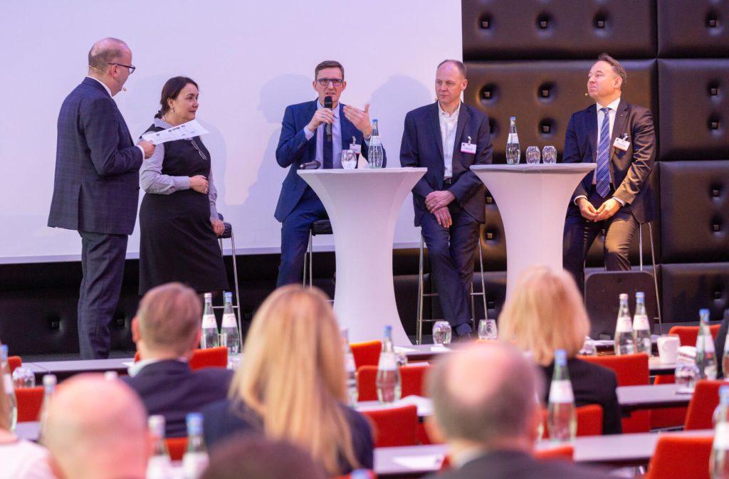 Thomas Rose auf dem Panel der CashCon 2020