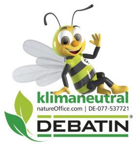 DEBATIN Klimaneutralität DEBABEE