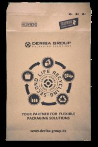 Paper Second life Versandtasche