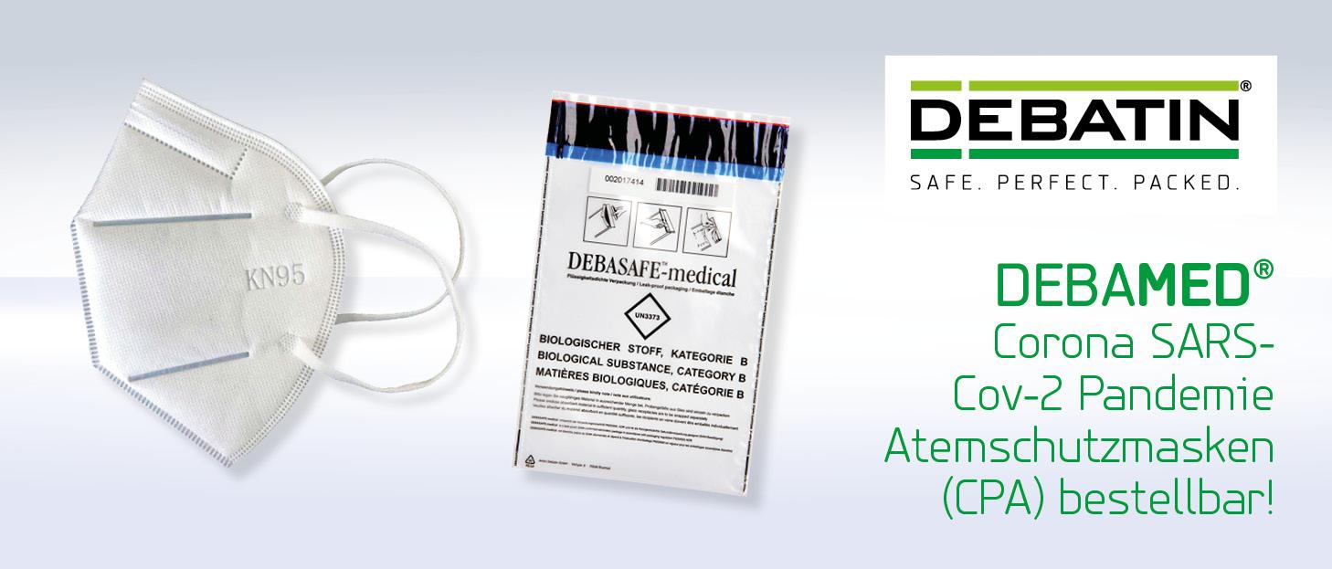 DEBATIN_Titelbild KN95Maske MedicalBag