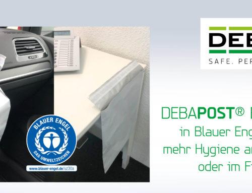 DEBAPOST® – die hochwertige und reißfeste Versandtasche für individuellen E-Commerce Versand
