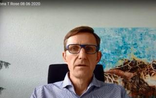Videobotschaft Thomas Rose 08.06.2020