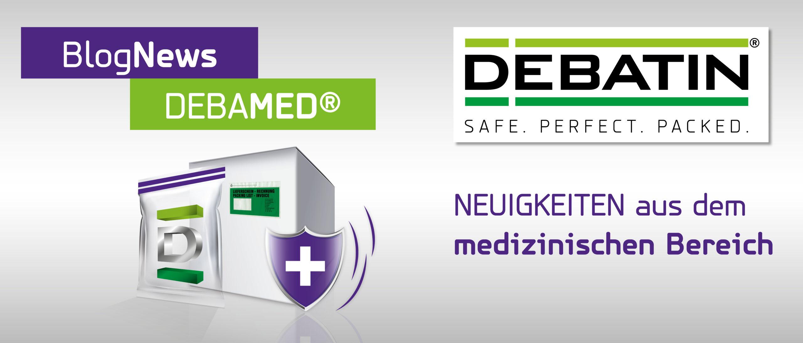 Anwendungsbeispiel: Flüssigkeitsdichte Transporttasche DEBASAFE® medical für Veterinäramt
