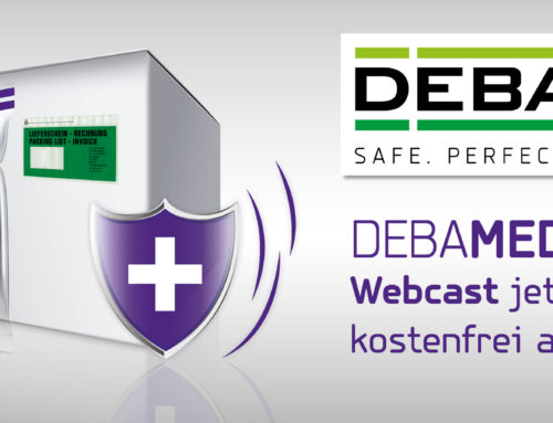 "DEBATIN Academy Webcast ""ADR-konformer Transport von Proben inkl. COVID-19-Tests"""