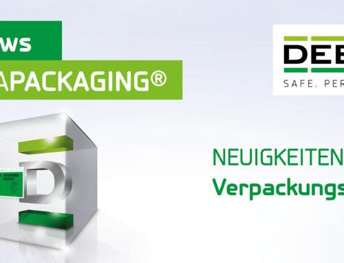 Anwendungsbeispiel: Nachhaltige Papierversandtaschen DEBAPOST® Paper Second life für Triple2 Sportswear GmbH aus München