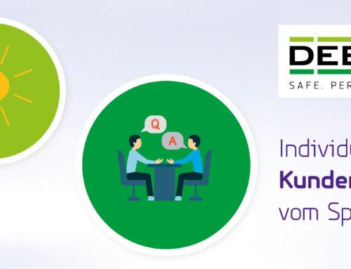 DEBATIN Sales-Anspruch: Die besten Versand- und Verpackungslösungen für Ihre individuellen Anforderungen