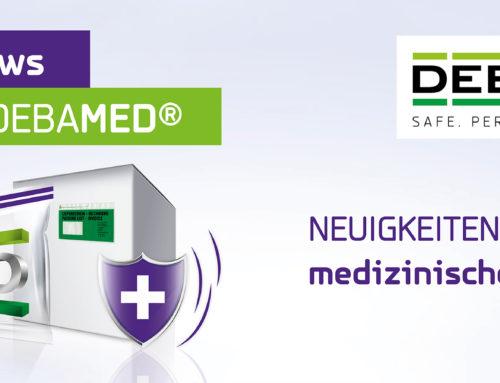 DEBAMED Medical Bags: Einfach perfekt für die Rohrpost im Uni-Klinikum