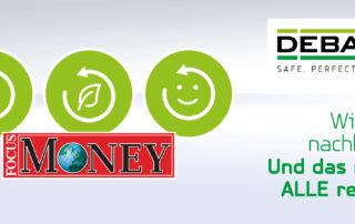 Blogbeitrag Focus Money nachhaltigkeit header
